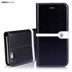 Nillkin Ice iPhone 6 Leather-Style Stand Case - Black