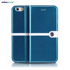 Nillkin Ice iPhone 6S / 6 Leather-Style Stand Case - Electric Blue