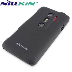Nillkin Rubberised Back Cover for HTC EVO 3D - Black
