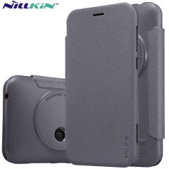 Nillkin Sparkle Asus Zenfone Zoom Folio Case - Black