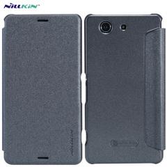 Nillkin Sparkle Folio Sony Xperia Z3 Compact Case - Black