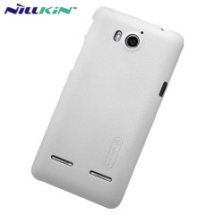 Nillkin Super Frosted Huawei G600 Shield Case - White