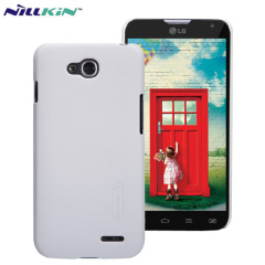 Nillkin Super Frosted LG L90 Shield Case - White