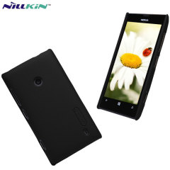 Nillkin Super Frosted Nokia Lumia 520 Shield Case - Black