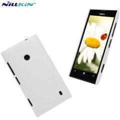Nillkin Super Frosted Nokia Lumia 520 Shield Case - White