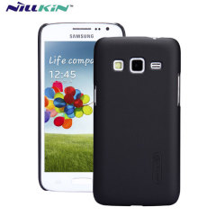 Nillkin Super Frosted Samsung Galaxy Express 2 Shield Case - Black