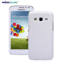 Nillkin Super Frosted Samsung Galaxy Express 2 Shield Case - White