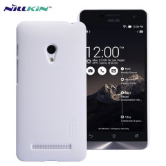 Nillkin Super Frosted Shield Asus ZenFone 5 Case - White