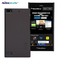 Nillkin Super Frosted Shield BlackBerry Z3 Case - Brown