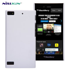 Nillkin Super Frosted Shield BlackBerry Z3 Case - White