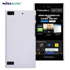Nillkin Super Frosted Shield BlackBerry Z3 Case - White