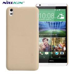 Nillkin Super Frosted Shield HTC Desire 816 Case - Gold