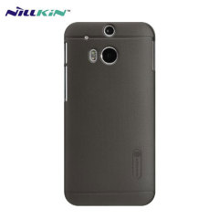 Nillkin Super Frosted Shield HTC One M8 Case - Brown