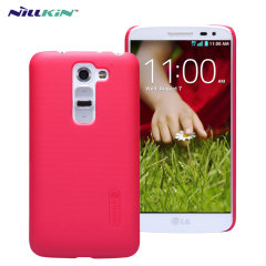 Nillkin Super Frosted Shield LG G2 Mini Case - Red
