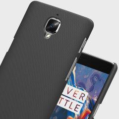 Nillkin Super Frosted Shield OnePlus 3 Case - Black
