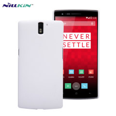 Nillkin Super Frosted Shield OnePlus One Case - White