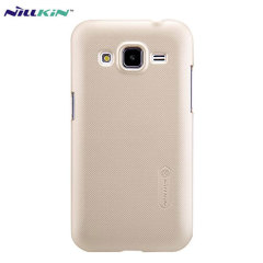 Nillkin Super Frosted Shield Samsung Galaxy Core Prime Case - Gold