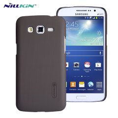 Nillkin Super Frosted Shield Samsung Galaxy Grand 2 Case - Brown