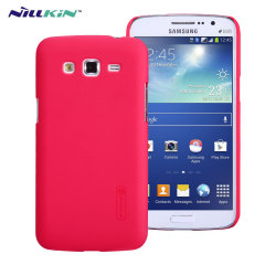 Nillkin Super Frosted Shield Samsung Galaxy Grand 2 Case - Red