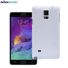 Nillkin Super Frosted Shield Samsung Galaxy Note 4 Case - White
