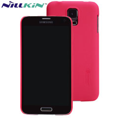 Nillkin Super Frosted Shield Samsung Galaxy S5 Case - Red
