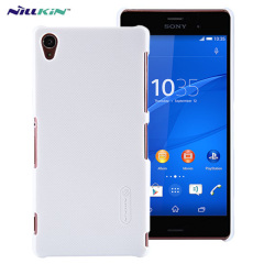 Nillkin Super Frosted Shield Sony Xperia Z3 Case - White