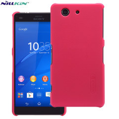 Nillkin Super Frosted Shield Sony Xperia Z3 Compact Case - Red