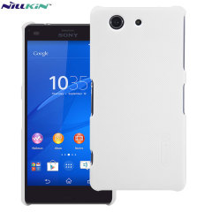 Nillkin Super Frosted Shield Sony Xperia Z3 Compact Case - White