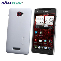 Nillkin Super Shield Hard Case for HTC Droid DNA - White