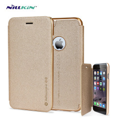 Nillkin Ultra-Thin iPhone 6 Sparkle Case - Champagne Gold