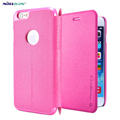 Nillkin Ultra-Thin iPhone 6 Sparkle Case - Pink