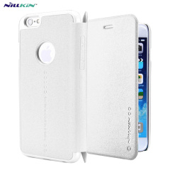 Nillkin Ultra-Thin iPhone 6 Sparkle Case - White