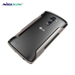 Nillkin Ultra-Thin LG G3 Bumper Case - Black