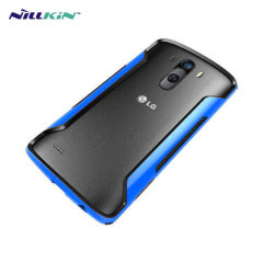 Nillkin Ultra-Thin LG G3 Bumper Case - Blue