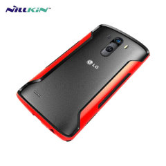 Nillkin Ultra-Thin LG G3 Bumper Case - Red