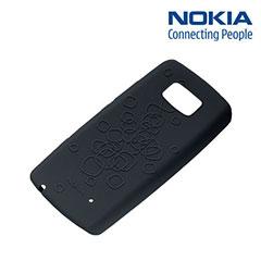 Nokia 700 Silicone Case CC-1022 - Black