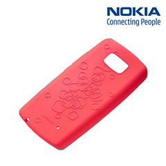 Nokia 700 Silicone Case CC-1022 - Red