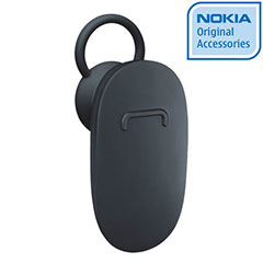 Nokia BH-112 Bluetooth Headset - Black