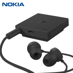 Nokia BH-121 Bluetooth Stereo Headset - Black