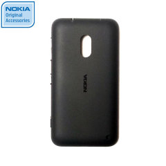 Nokia CC-3057 Shell Case for Nokia Lumia 620 - Black