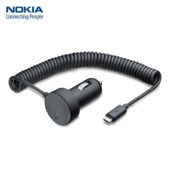 Nokia In Car Charger Micro USB