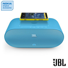 Nokia JBL Powerup Qi Wireless Charging Speaker MD-100WCY - Cyan