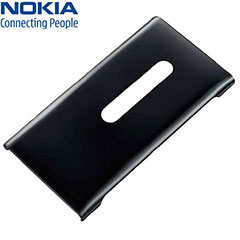 Nokia Lumia 800 Faceplate CC-3032 - Black