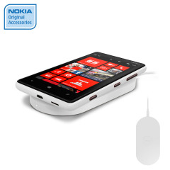 Nokia Lumia 820 / 920 Wireless Charging Plate DT-900WH - White