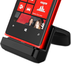 Nokia Lumia 920 Case Compatible Charging Dock