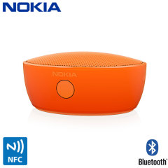 Nokia MD-12 Bluetooth Mini Speaker - Orange