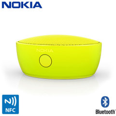 Nokia MD-12 Bluetooth Mini Speaker - Yellow
