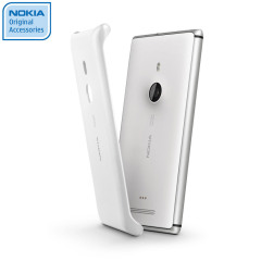 Nokia Original Lumia 925 Wireless Charging Shell CC-3065 - White
