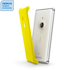 Nokia Original Lumia 925 Wireless Charging Shell CC-3065BYEL - Yellow