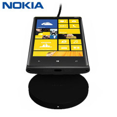 Nokia Qi Wireless Charging Plate - Black